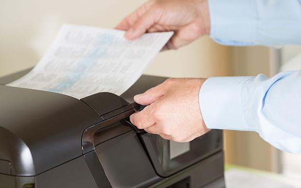 Rašalinio spausdintuvo pirkimas