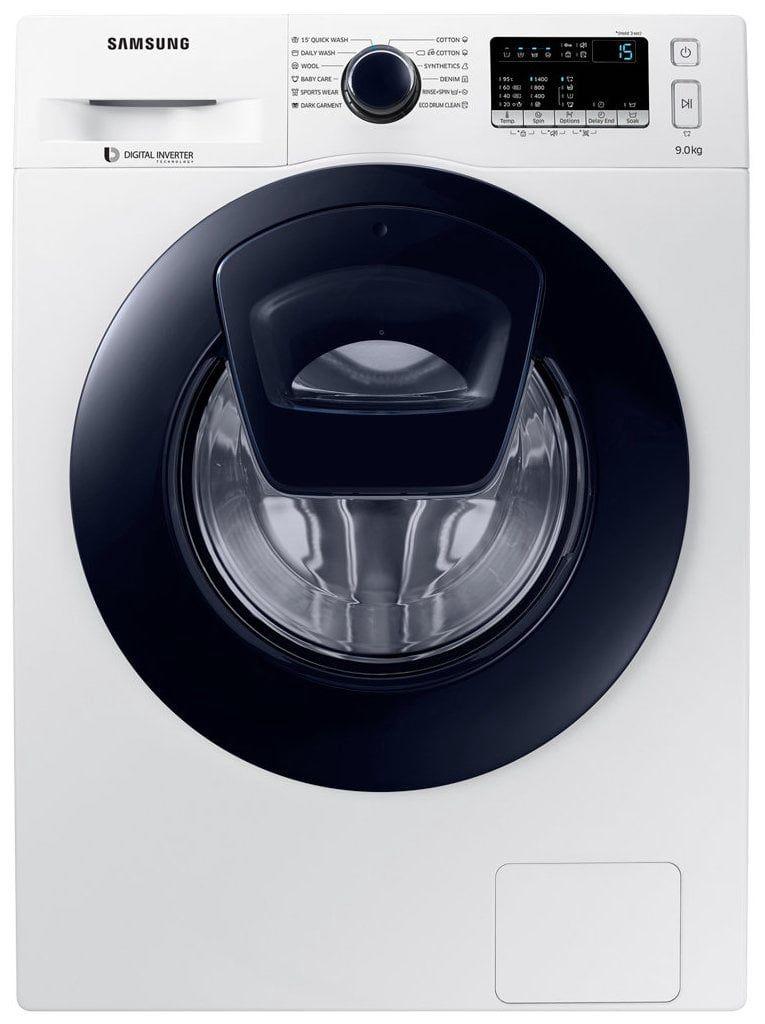 Į kokius skalbimo mašinų parametrus atkreipti dėmesį?