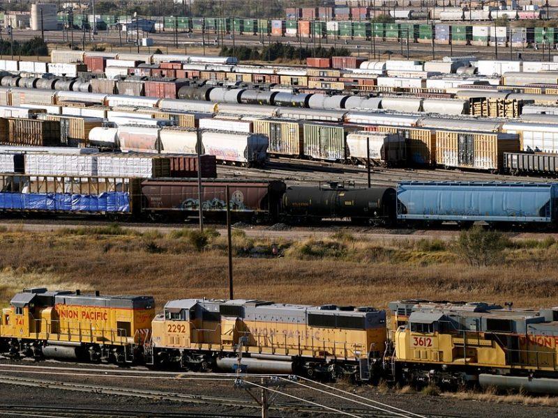 Krovinių pervežimas geležinkeliais – greičiausias transportavimo būdas